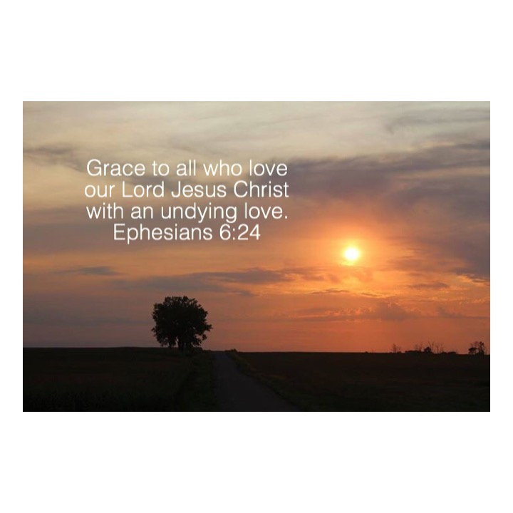 Expected Grace