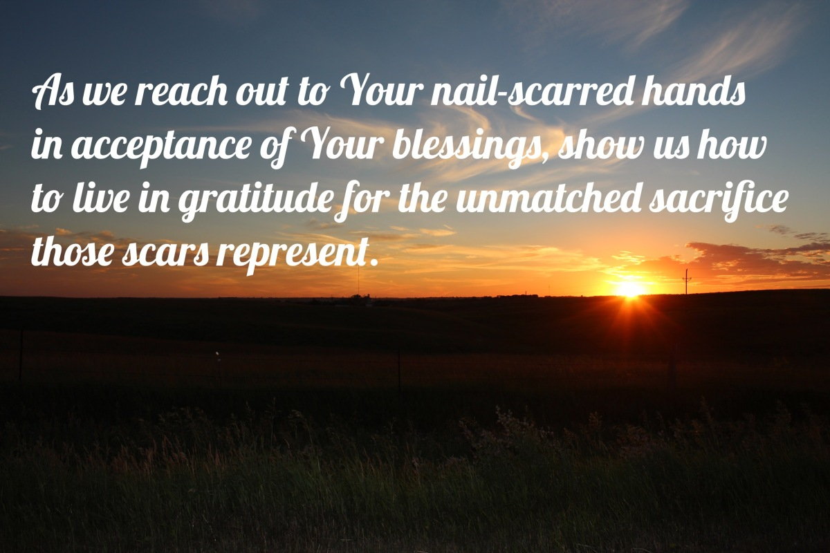 Your Nail-Scarred Hands