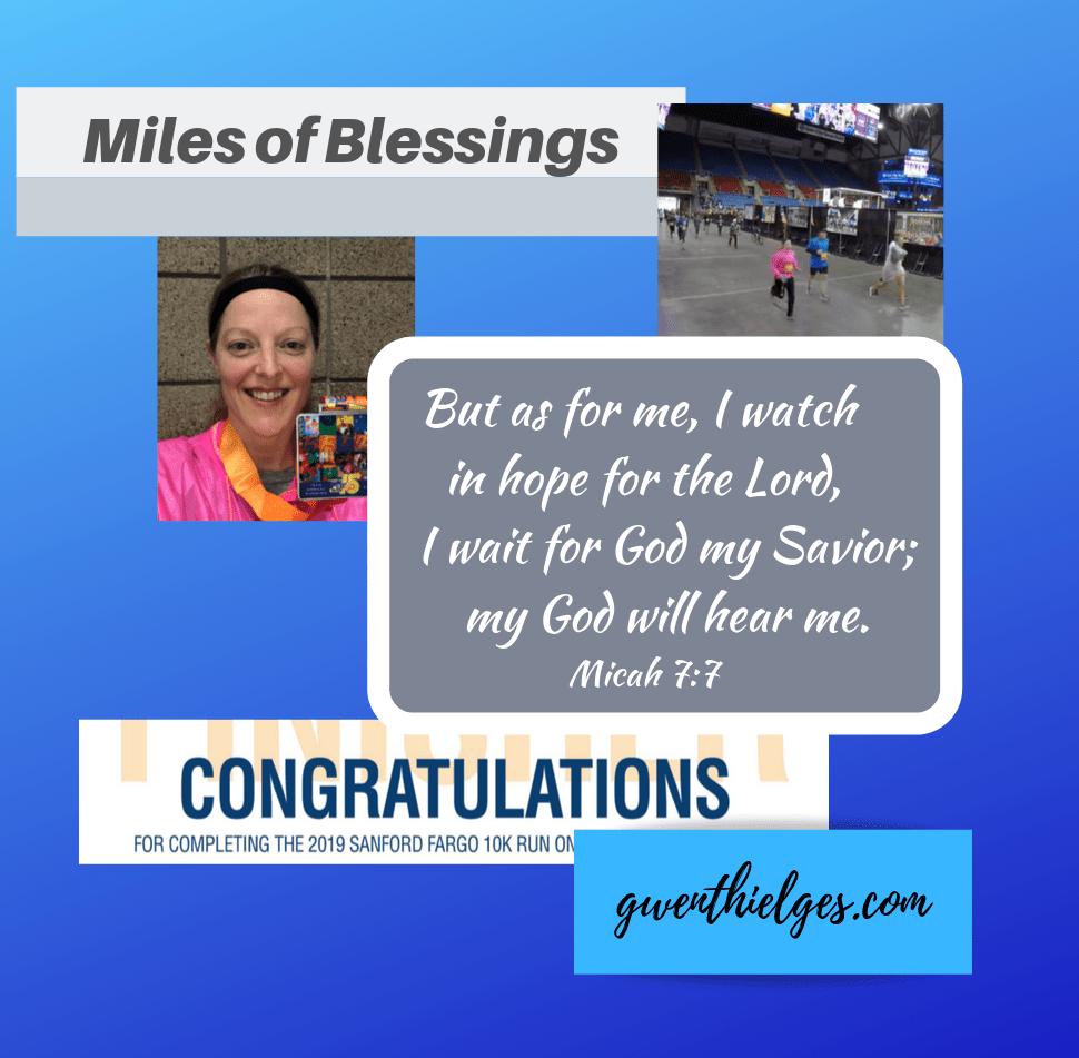Miles of Blessings