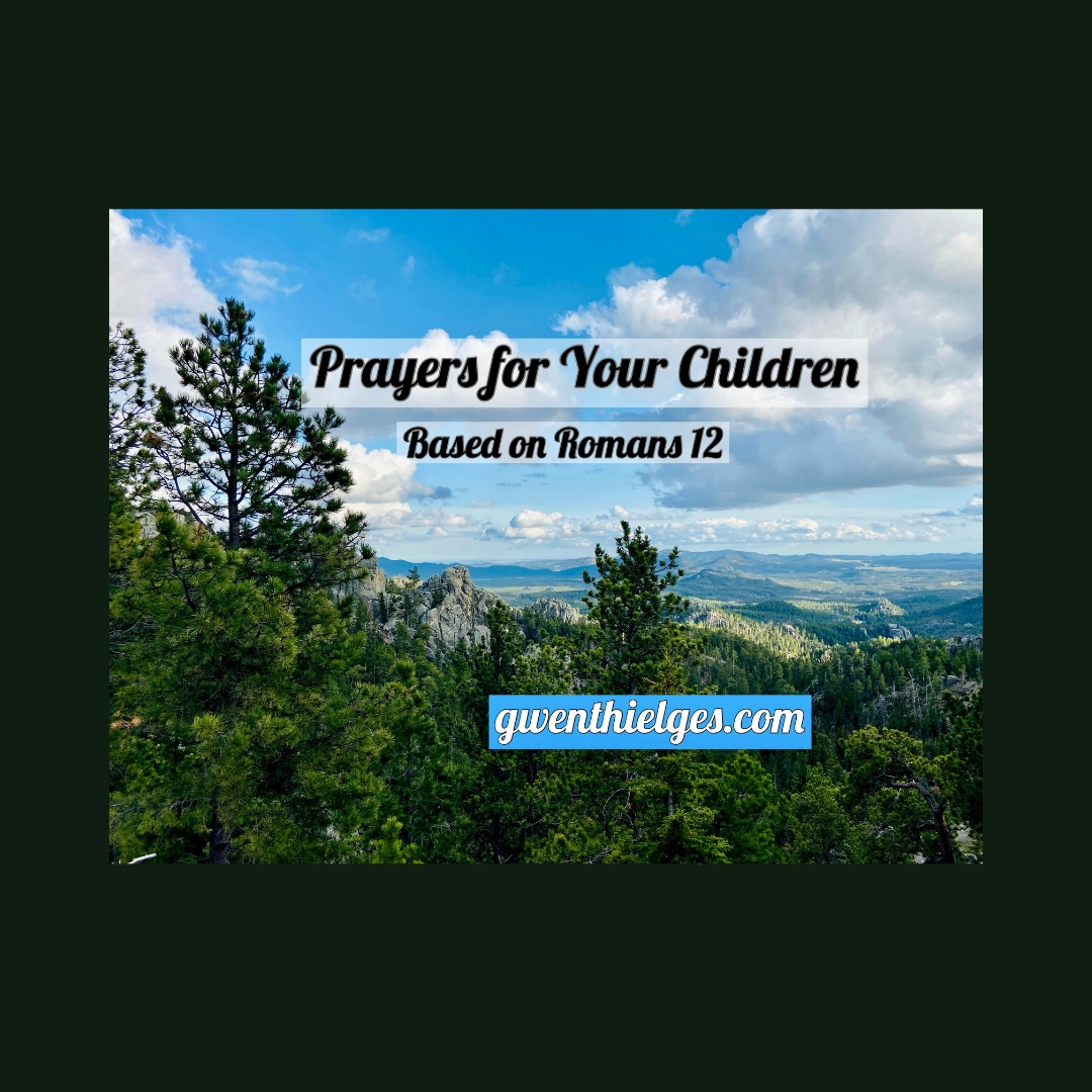 Prayers For Your Children (1 of3)